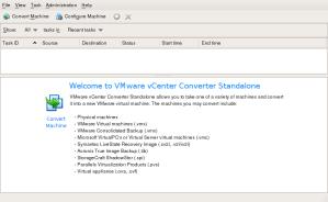 VMware vCenter Converter Standalone 4.0