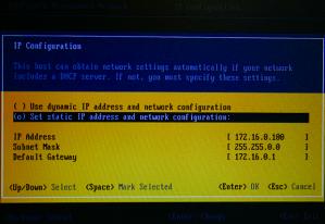 Configurar IP estática