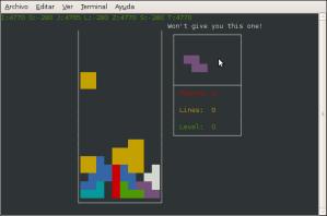 Bastard Tetris