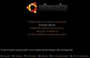 Instalar Ubuntu 9.04