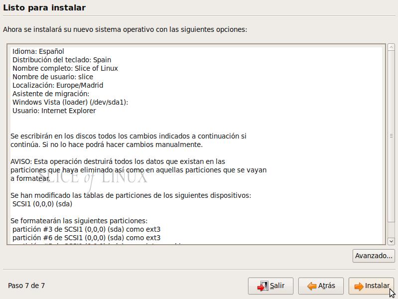 como instalar ubuntu (cualquiera versión)