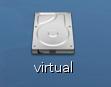 Disco de VMware montado