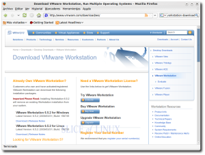 Instalar VMware Tools sobre VMware Player