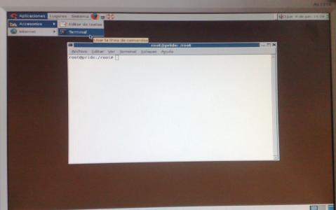 instalar interfaz grafica ubuntu server