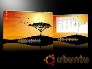 Ubuntu Sunrise