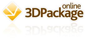 logo 3dpackage