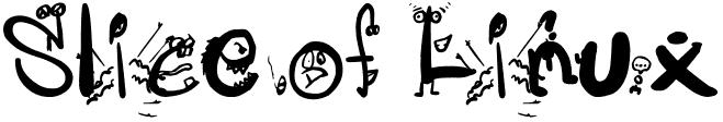 40 fuentes divertidas y de dibujos animados slice of linux - Fuente letra infantil ...
