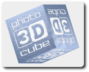 logo 3dphotocube
