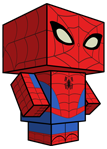 cubeecraft-spiderman