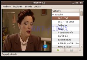 Vemos la televisión con Tivion