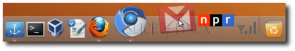Cambiamos el color del icono de Gmail moviendo la rueda del ratón