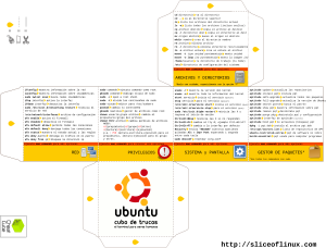 Cubo de trucos de Ubuntu