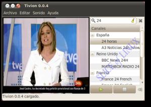 Tivion 0.0.4 en Ubuntu 10.04