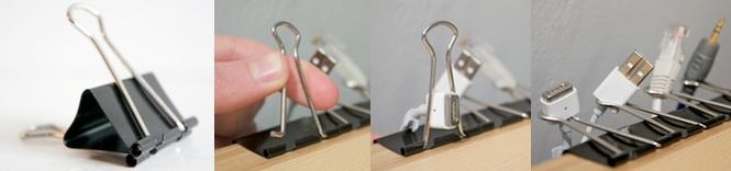 Organiza los cables de tu escritorio por muy poco dinero Organizar-cables-metodo