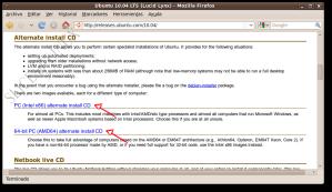 Descargamos la ISO de la versión de Ubuntu que tengamos instalada
