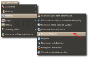 Abrimos Desktop Webmail