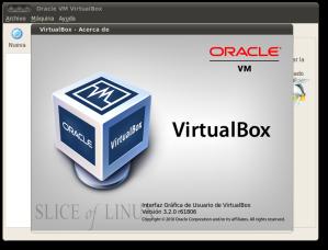 Comprobamos la versión de VittualBox