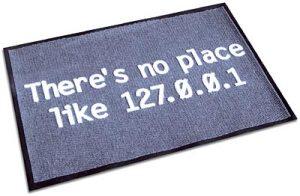 No hay ningún lugar como 127.0.0.1