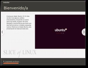 Leemos las característcias de Ubuntu 10.10 (haz clic para ver la animación)